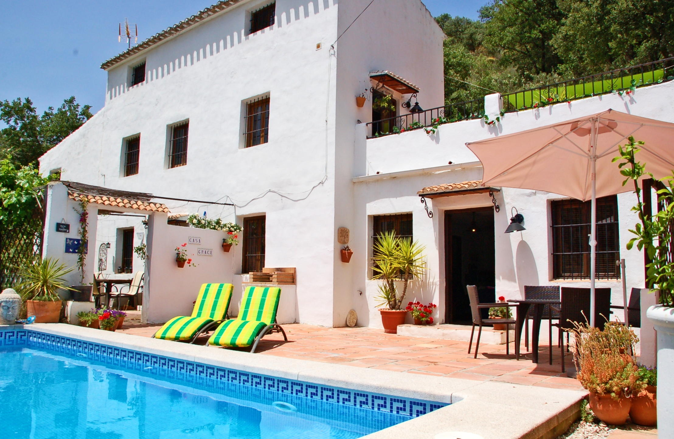 Welcome To Your Iznajar Holiday At Casa Grace